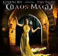 CHAOS MAGIC - CHAOS MAGIC  CD NEW+