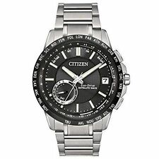Citizen CC3005-85E Eco-Drive Satellite GPS Wave Sapphire Watch NEW Box Warranty