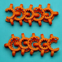 14# Lab Plastic Keck Clamp Clip for 14/23(14/20) Glass Joints 10 PCS/Lot