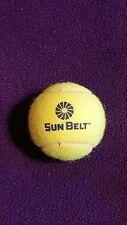 """""""Sun Belt"""" Conference Logo Tennis Ball - New"""