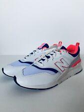 New Balance 997H Sneakers Pink Blue NewMen's Shoes Size 11.5 CM997HAJ