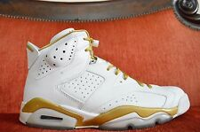VNDS 2012 NIKE AIR JORDAN 6 VI RETRO GMP GOLDEN MOMENT PACK 384664-135 Size 10