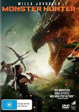Monster Hunter - DVD Region 2 4 5