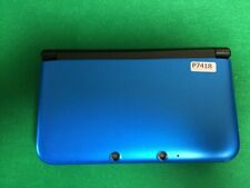 P7418 Nintendo 3DS LL Blue x Black console Japan Express