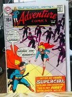 ADVENTURE COMICS 381 F+ 1ST SUPERGIRL STORY KEY ISSUE PRICED RIGHT NEW LOW PRICE
