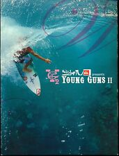 Quiksilver Young Guns II 2 DVD BODY BOARDING surf Surfing film KELLY SLATER +++