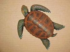 "5"" Turtle Tropical Fish Home Decor Wall Sculpture Plaque Sea Life Tortoise"