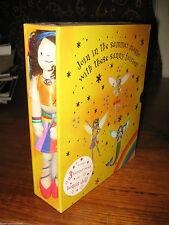 SUNNY FAIRIES BOX SET NEW Summer Magic By Daisy Meadows EXPRESS Flora books&doll