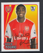 MERLIN PREMIER LEAGUE 2008 Calcio Sticker-n. 21-Kolo Toure (S792)