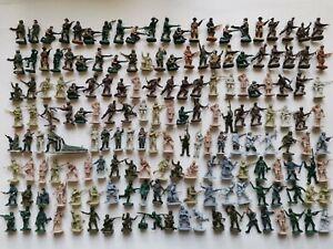Lot soldats esci italeri ww2 figurines  1/72 vintage