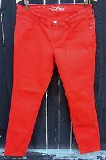 Old Navy Rockstar Skinny Jeans - Women's 16 - Orange - Pants