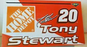 Tony Stewart #20 Home Depot 1:18 Pontiac Grand Prix Revell Club 2,508