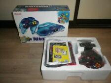 Consolas de videojuegos Nintendo 64 PAL