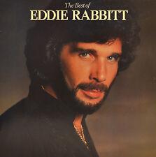 """THE BEST OF EDDIE RABBITT ELEKTRA ELK 52 184 12"""" LP ( R871)"""