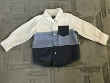 Baby Gap Long-Sleeve Button Down Shirt - Size 2T