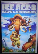 Ice Age 3 DVD - Dawn Of The Dinosaurs DVD,U,John Leguizamo,Queen Latifah,2009
