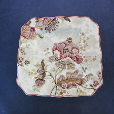 SET OF TWO - 222 Fifth GABRIELLE Square Plates