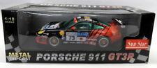 Sun Star 1/18 Scale Diecast - 1311 Porsche 911 GT3R Taisan Le Mans 24H #73