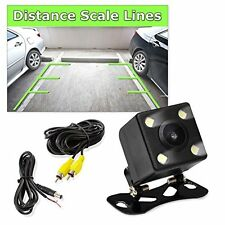 Pyle PLCM4LED Car Jeep Van Bus Backup Rearview Camera Parking/Reverse Kit...
