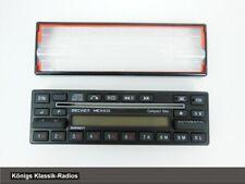Frontaufsatz mit Display für Becker Mexico Compact Disc Safety 876