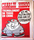"Charlie Hebdo N°299 du 5/08/1976; ""Tremblement de terre en Chine"" Reiser"