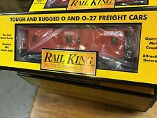 MTH RAIL KING NORFOLK SOUTHERN BAY WINDOW CABOOSE 30-7711 NIB