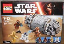 Lego Star Wars 75136 Droid Escape Pod  NEU OVP NEW original Box Blitzversand