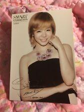 SNSD Sunny SM Smart Exhibition Girls Generation Postcard Card Kpop K-pop