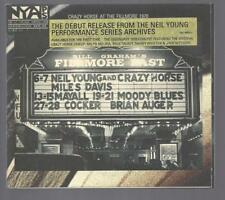 NEIL YOUNG & CRAZY HORSE Live At The Fillmore 1970 - Performance Archive CD 2006