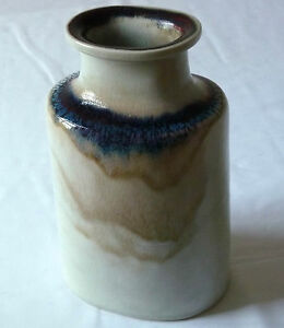 Keramik - Vase Stig Lindberg Gustavsberg, Schweden ca. 1975