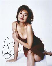 Susan Sarandon Signed 10x8 Photo AFTAL