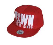 Men's NUOVO!!! PEDONE futuro RE Red Cap £ 6.99 o Proposta d'acquisto
