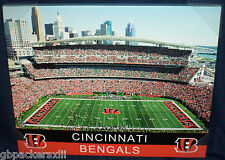 NFL - Cincinnati Bengals Football. Paul Brown Stadium. Cincinnati Wall Art, OH.