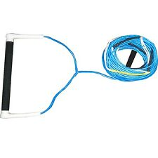 Konex Pro Wakeboard Round Suede Handle & Spectra Dynema Rope BLUE KP4