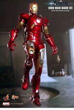 1/6 Hot toys Iron Man Mark VII Avengers Sideshow Exclusive