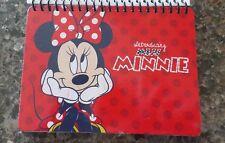 Disney  Minnie Mouse Autograph Book