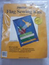 Flag Sewing Kit Back To School by Frostline USA NEW