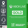 Xbox Live Gold 12 month Xbox Live Code Email delivery