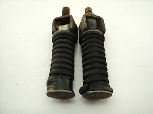 Montessa King Scorpion 250 #5155 Rear Passenger Foot Pegs / Foot Rests