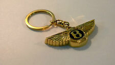 Bentley 24ct GOLD PLATED PORTACHIAVI MULSANNE Continental GT GTC Turbo R ARNAGE 24K