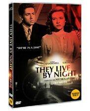 [DVD] They Live by Night (1948) Cathy O'Donnell, Farley Granger *NEW