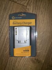 Promaster Traveler+ Charger For Most Canon Digital Camera Batteries, Rev.2