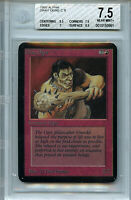 MTG Alpha Gray Orge BGS7.5 NM+ Magic  card Amricons 0981