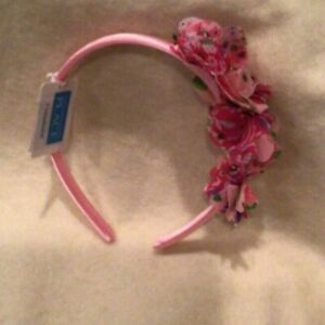 The Children's Place Headband for Girls - Pink  - New/NWT
