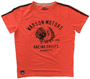 Warson Motors Racing Chiefs Orange