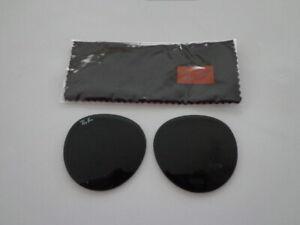Rayban Sunglass Lenses RB 3647 51 eye G-15/Grey Glass Round sunglass