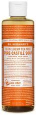 Dr Bronners Organic Tea Tree Pure-Castile Liquid Soap 946ml