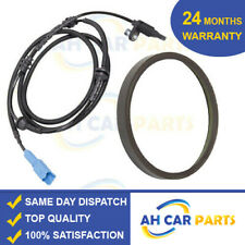 ABS SPEED SENSOR + ABS MAGNETIC  FOR PEUGEOT 508 1.6 2.0 HDI (10-16) REAR ABS146