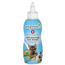 Espree Opti-Sooth Natural Pet Eye Wash - Naturally Cleans Eyes, 118ml