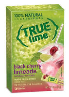 Lemonade On The Go Drink Mix Light Zero Calorie Diet Stevia Crystal Sugar Free